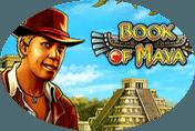 Автомат Book of Maya онлайн на деньги