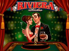 Хитовые выплаты в виртуальном игровом слоте Riviera Riches